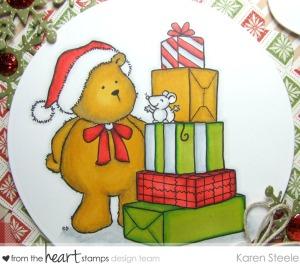 Gift Stack Teddy Bear 2
