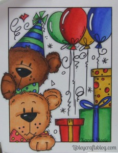 Birthday Bears 2