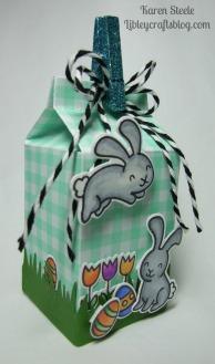 Easter milk carton 2
