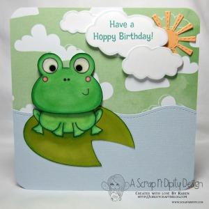 Lili Pad Frog