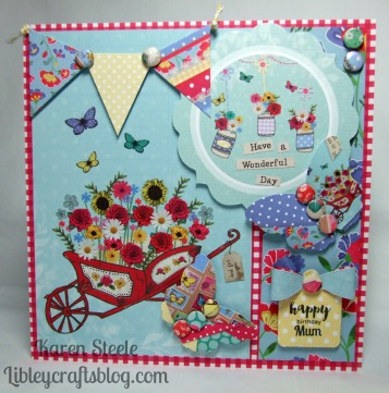 Craftwork Cards Wheel