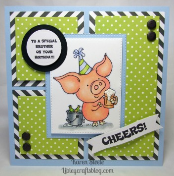 Cheers Piggy!